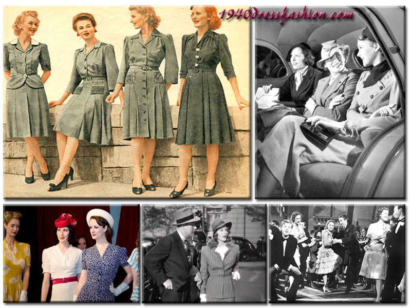 Vintage Sounds For Vintage Weddings 20s 30s And 40s 1940s Clothing Style Function Central Blog