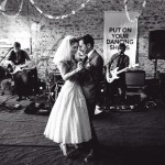 First Dance with Band