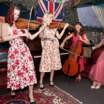 The Heyday String Quartet | Hire from Function Central