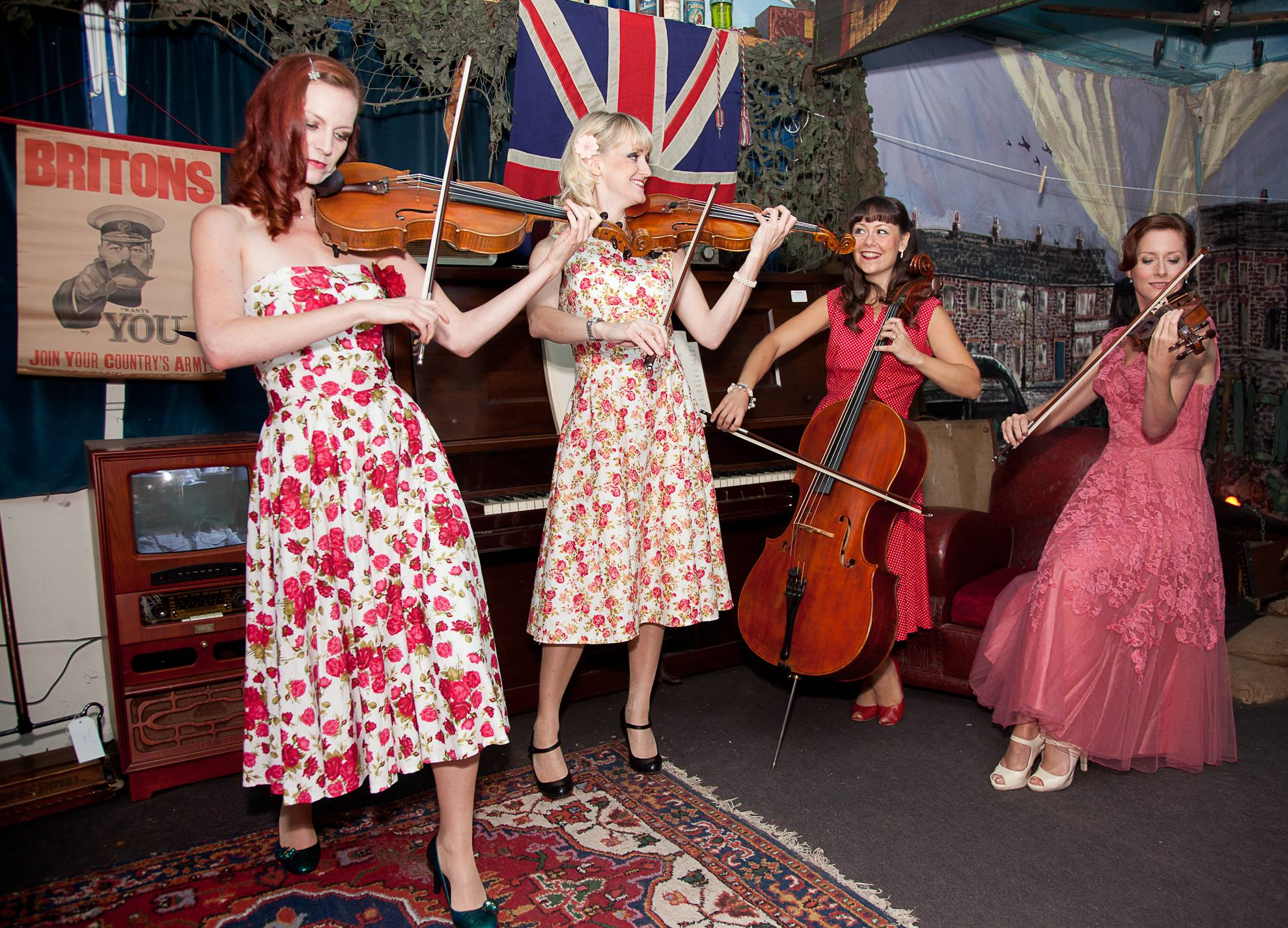 5 Reasons to Book a String Quartet for Your Wedding