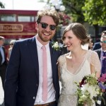 Danielle & Richard's Wedding   Couple