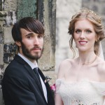 Anna & Chris' Wedding | The London Brass Collective | couple