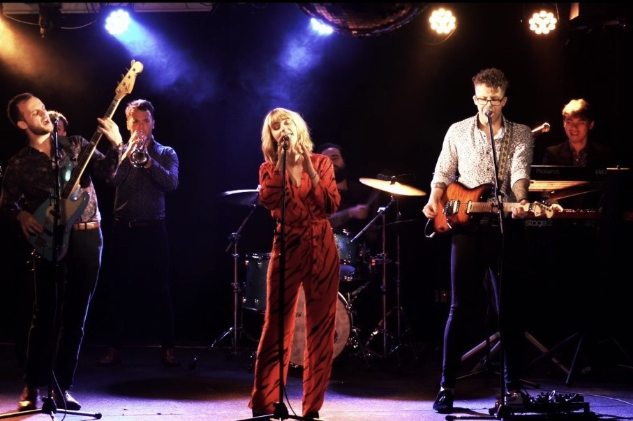 East River | Leeds Wedding Band for Hire