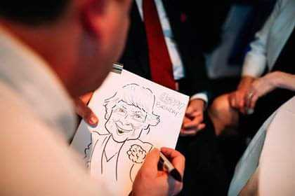Marks Caricatures 2
