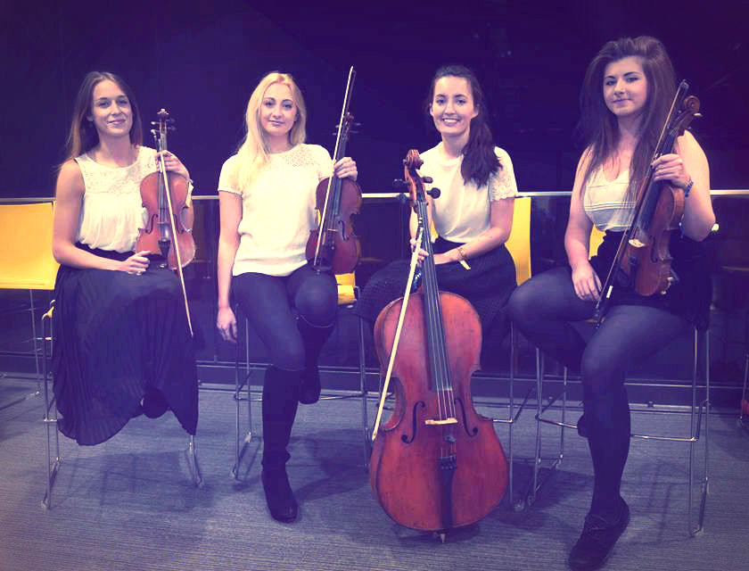 Mersey String Quartet 1