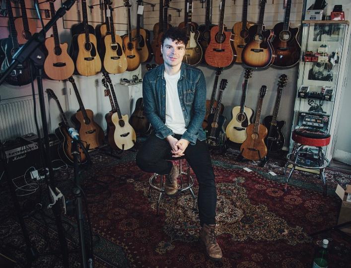 Stephen John Guitar