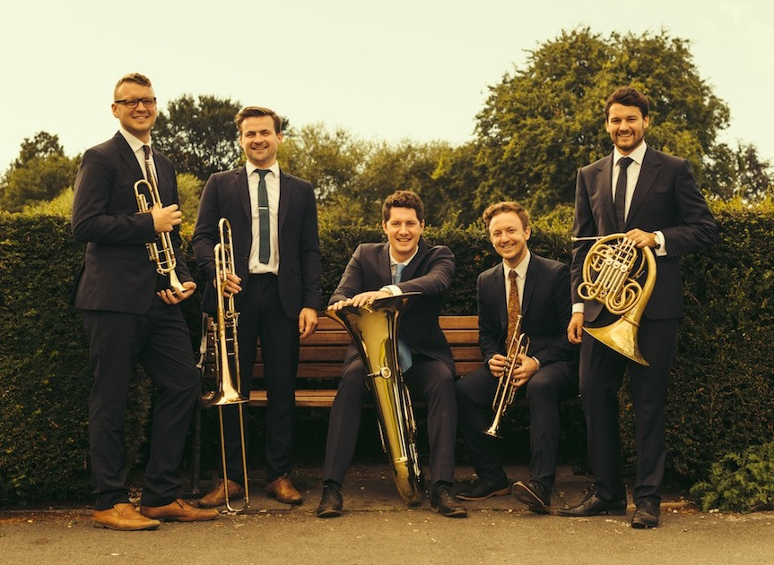 The London Brass Collective London Brass Band For Hire Main