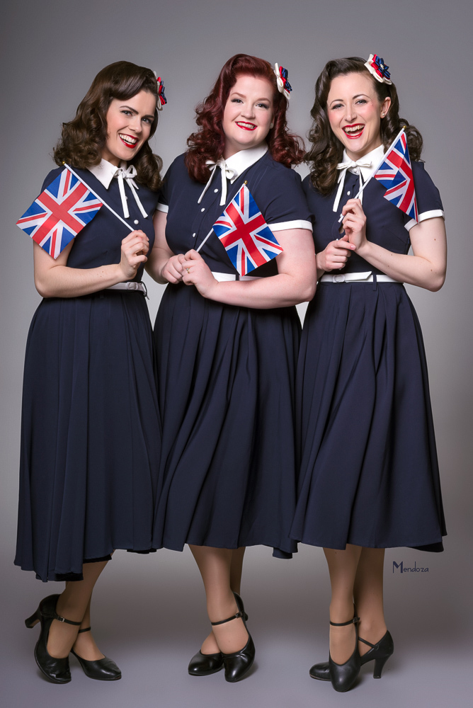 The Wartime Sweethearts 1