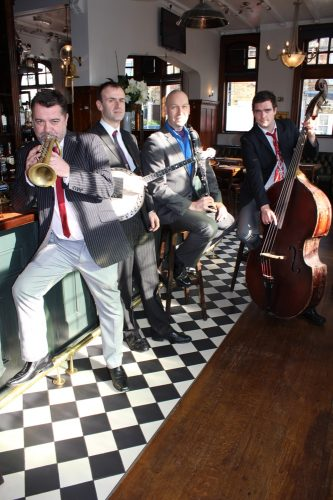 12Th Street Swingers Trad Jazz Band London 1