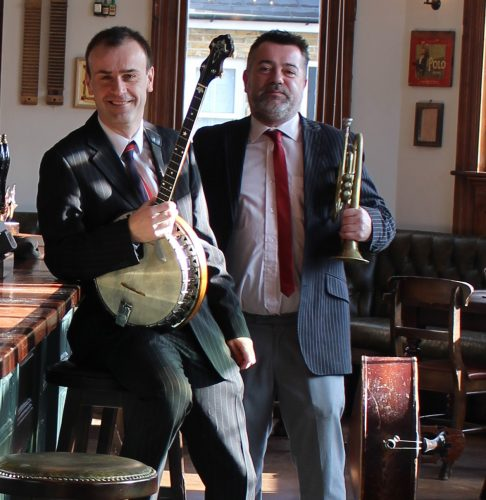 12Th Street Swingers Trad Jazz Duo South East
