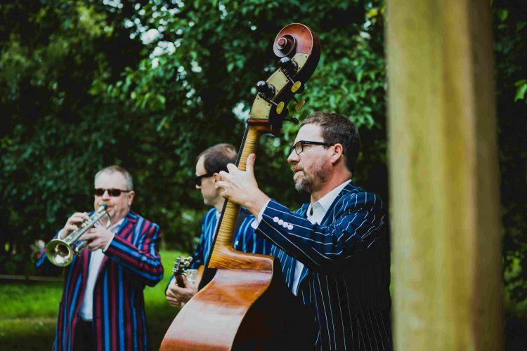 12Th Street Swingers Wedding Jazz Trio 3
