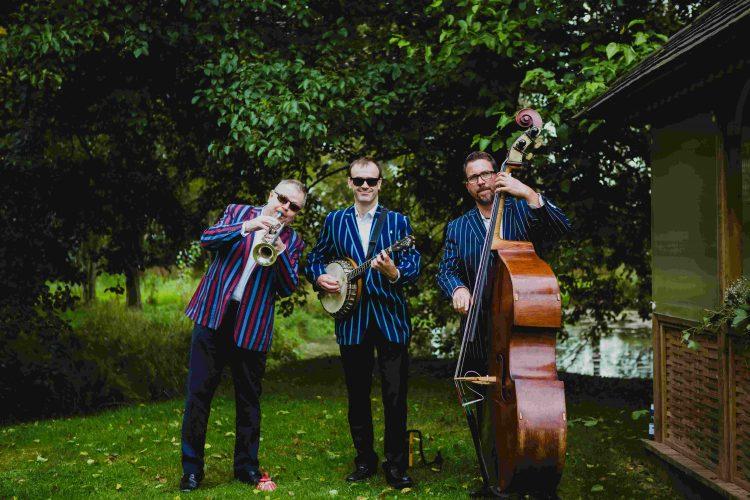 12Th Street Swingers Wedding Jazz Trio 5
