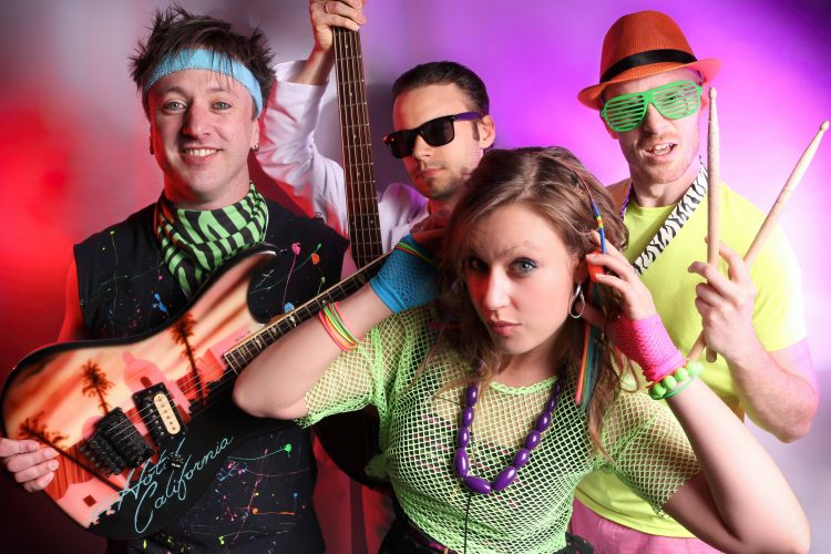 80S Jump Band Sussex2