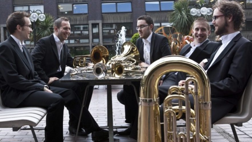 A Touch Of Brass Brass Quintet London 1