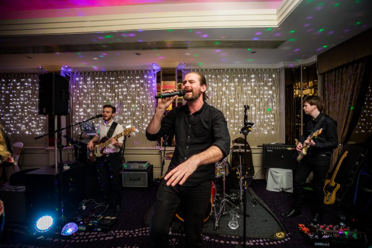 Agent Smith Manchester Wedding Band 3