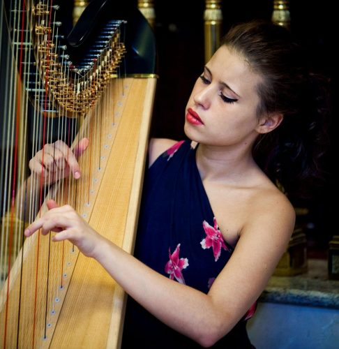 Alexandra Harpist London3