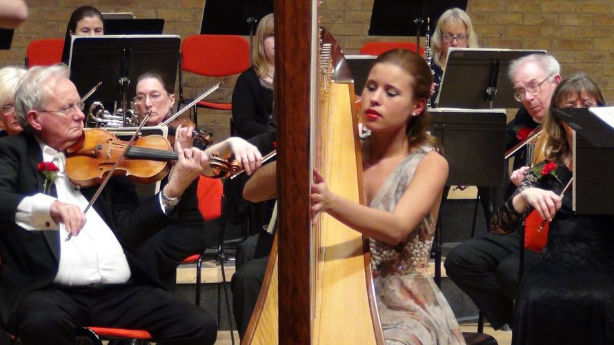 Alexandra Harpist London4