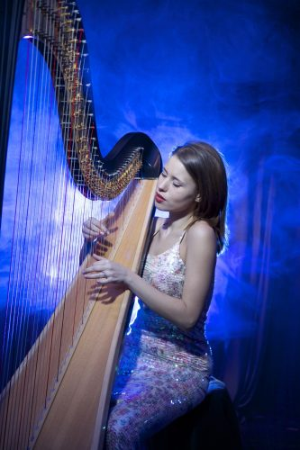 Alexandra Harpist London8