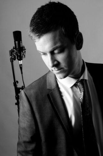 Andrew James Rat Pack Singer Liverpool 2