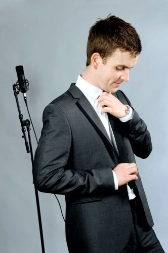 Andrew James Swing Singer Liverpool 1