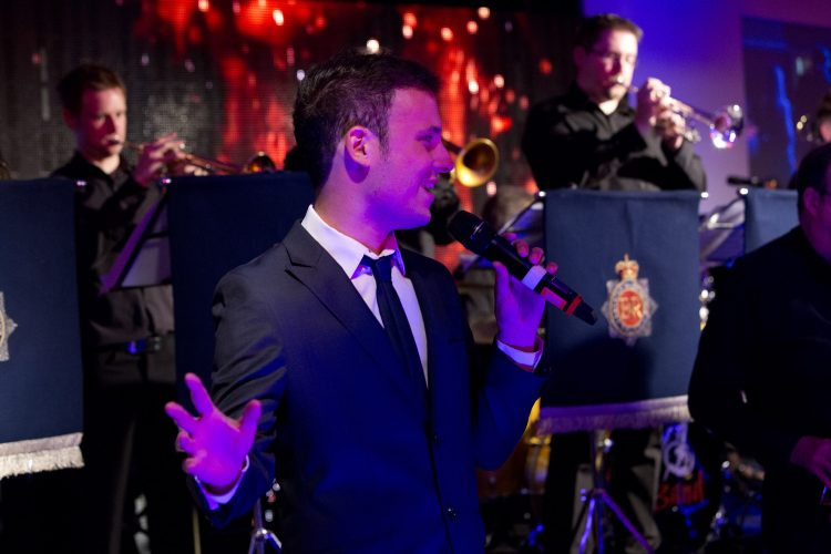 Anthony Singer Vocalist Swing
