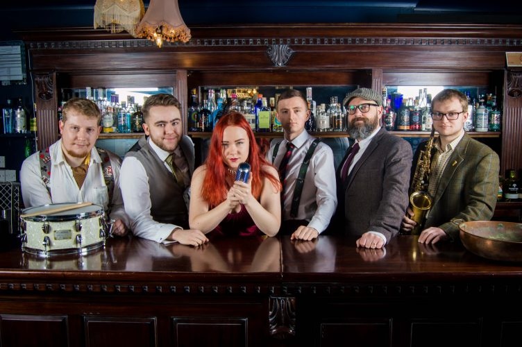 April Skies Yorkshire Jazz Band