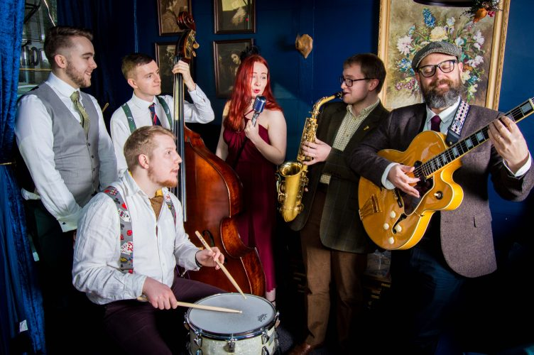 April Skies Yorkshire Jazz Band1