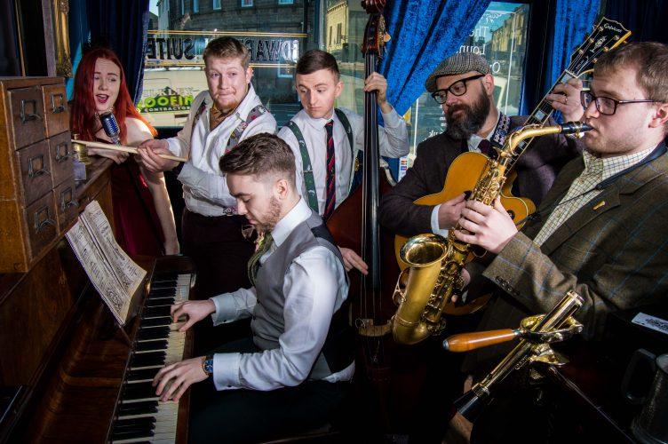 April Skies Yorkshire Jazz Band2