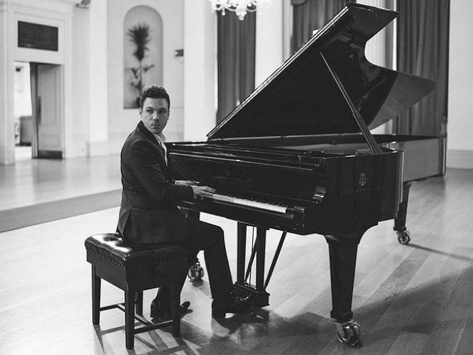 Benjamin Wedding Pianist Southeast 1