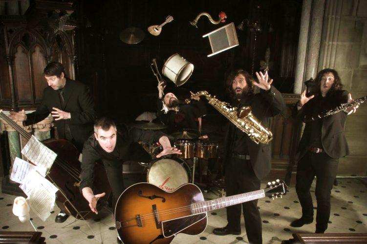 Bertie Spiffs 20S Vintage Band Main