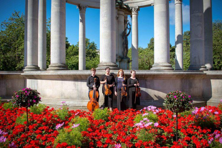 Birdsong Strings Cardiff Wedding Quartet2