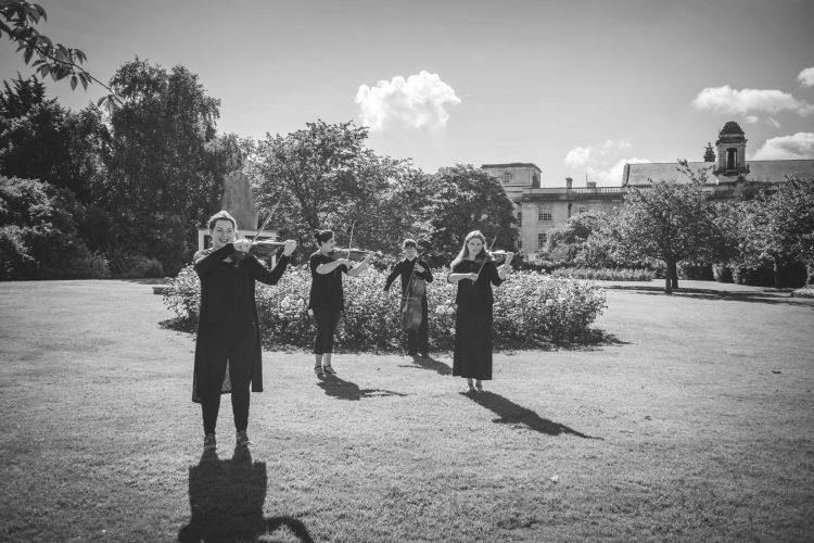 Birdsong Strings Cardiff Wedding Quartet5