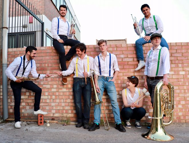 Bloco Brass 1
