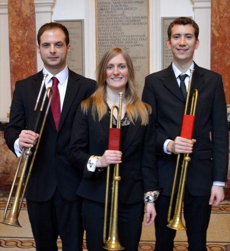 Brass Fanfare London Band2