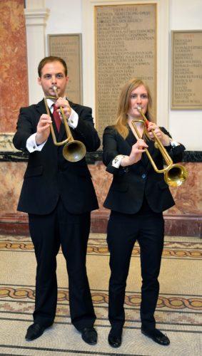 Brass Fanfare London Band3