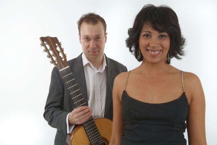 Brazil Connection Duo London Latin2