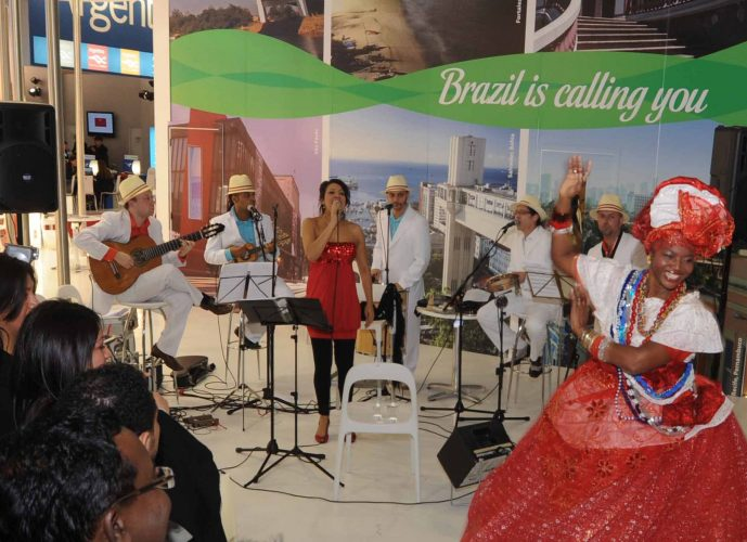 Brazil Connection Latin Band2