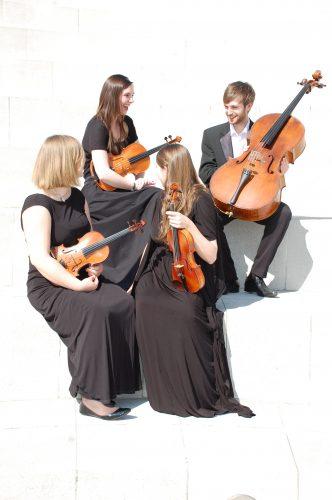 Camelia String Quartet Birmingham 1