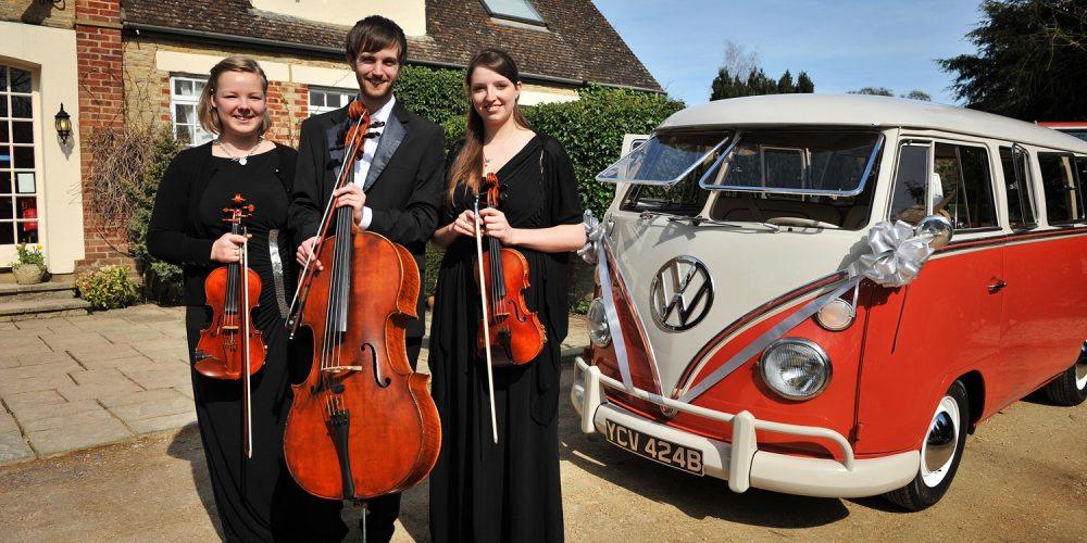 Camelia String Quartet Birmingham 2