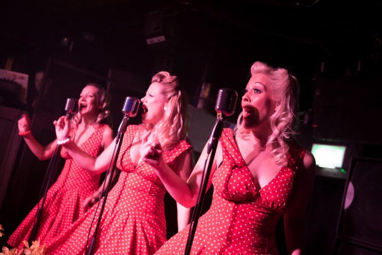 Cherry Belles Live 2
