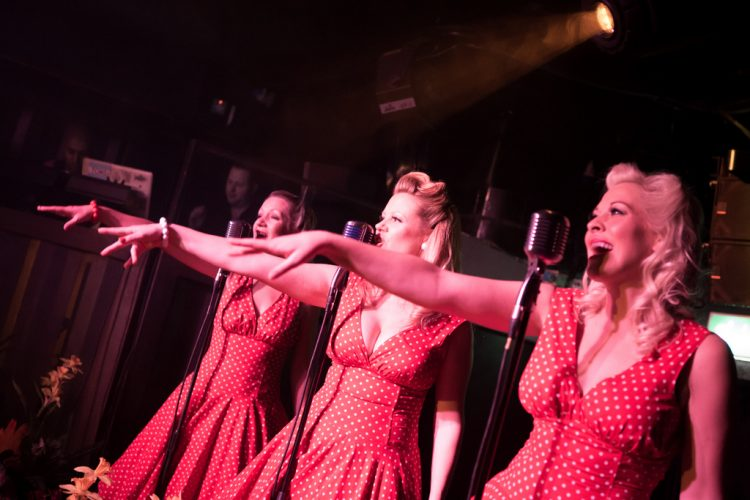 Cherry Belles Live 3