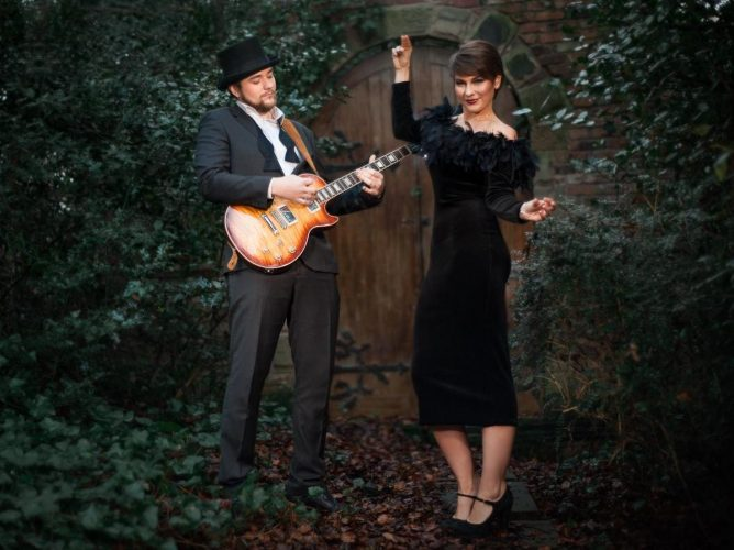 Cherry Hill Acoustic Wedding Duo Manchester 3