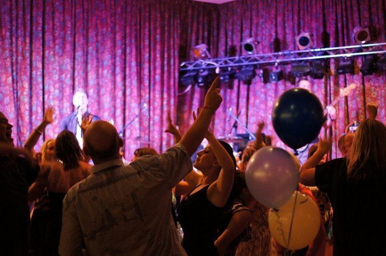 Clampdown Wedding Band Newcastle 5