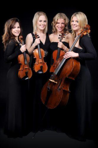 Clemenza String Quartet 1