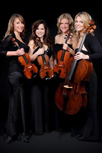 Clemenza String Quartet 2