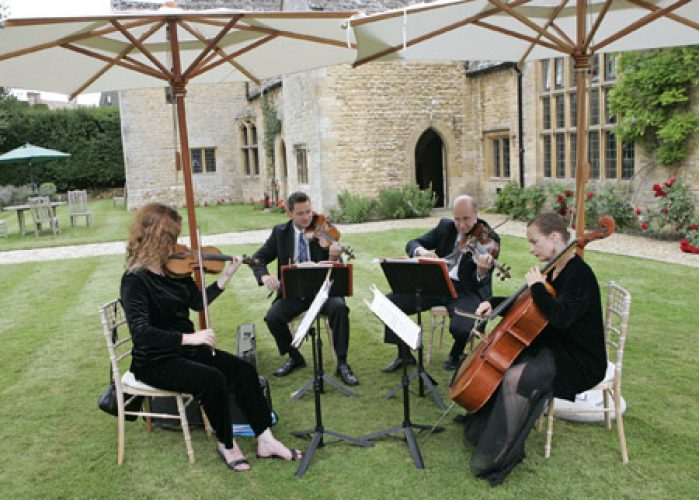 Connoisseurs String Quartet London 2