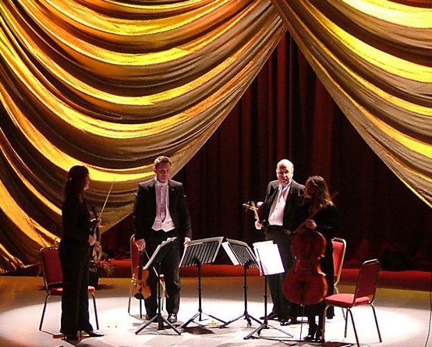 Connoisseurs String Quartet London 3
