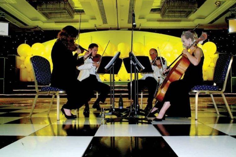 Connoisseurs Wedding String Quartet London 1