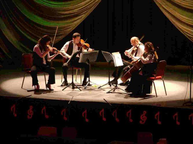 Connoisseurs Wedding String Quartet London 4