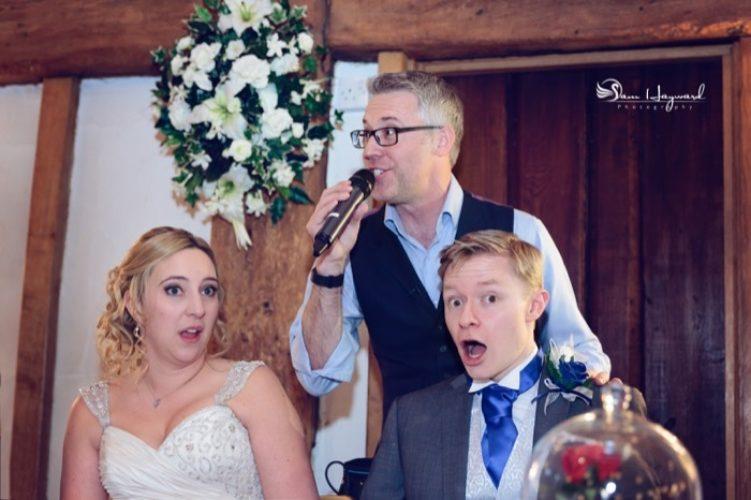Covert Chorus Singing Waiters